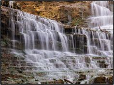 Hamilton Canada's Albion Falls. Photo credit: Joe deSousa/Flickr