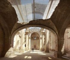 Huge Skylight Church - Picture gallery