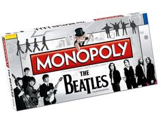 USAopoly The Beatles Monopoly:Amazon:Toys & Games