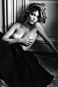 Léa Seydoux by Mario Sorrenti, 2013