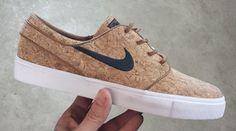 Nike SB Janoski Cork
