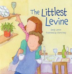 Hannah doesn't like being the littlest Levine. She's too short to hang fruit from the sukkah and too young to light the Hanukkah candles by herself. But when Passover comes, the littlest Levine gets a chance to shine in a big way.