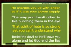 James 4:7 Submit yourselves, then, to God. Resist the devil, and he will flee from you. #Trust #God #Faith