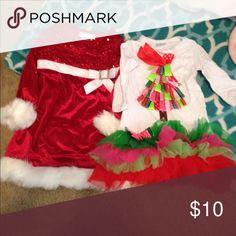 24 month Christmas outfits 24 month Christmas outfits Matching Sets