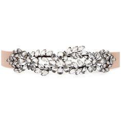 Stone Waist Belt ($68) ❤ liked on Polyvore
