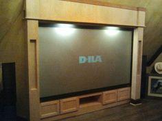 114 inch tv cabinet