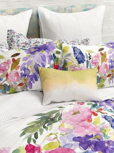 New Bluebellgray Ss16 Bedding Collection Wisteria Guest