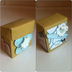 A box for my tampons ;-)
