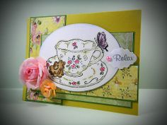 Image stamped and colored on watercolor paper.  Handmade vellum roses colored with chalks.  This card is for sale in my Etsy shop.  https://www.etsy.com/listing/193230206/multi-use-handmade-greeting-card?ref=shop_home_active_1