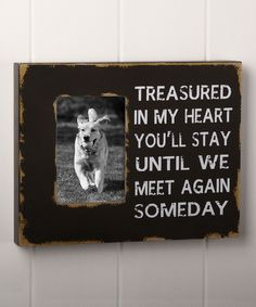 'Treasured in My Heart' Frame