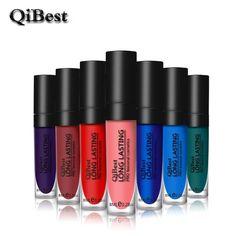 12 Color Matte Lip Cream Long Lasting Lip Gloss Moisturizing