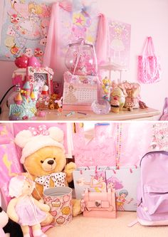 Lolita theme room   ... Kawaii International, my room was featured on there too