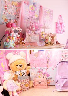 Kawaii Lolita Room.
