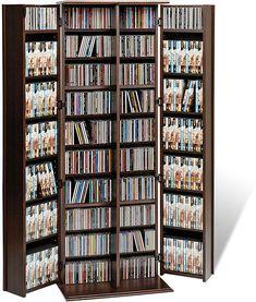 Everett Espresso Large Deluxe CD/ DVD Media Storage https://api.shopstyle.com/action/apiVisitRetailer?id=424696949&pid=uid8100-34415590-43