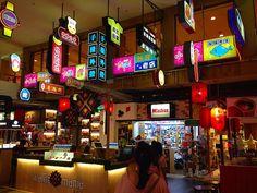 Berjaya Times Square Little Taiwan Kuala Lumpur Malaysia Article Guam
