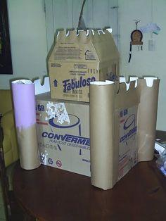 La realidad es que todo está en la base de la piñata, ya que tienes bien armado, con cartón, cajas, globos, o botes, lo demás será decoración.  ¿Te imaginas qué será esta piñata? ¿Verdad que si?