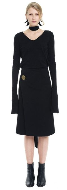 The New Online Shop Bloggers & Editors Are Obsessed With #refinery29  http://www.refinery29.com/2016/02/103999/style-mafia-new-online-shopping-site#slide-1  Who knew a single gold button could make such a difference?Style Mafia Ski Skirt, $60, available at Style Mafia....