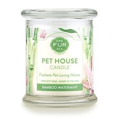Pet House Candle Fresh Citrus Click To See All 12