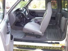 Make: Ford Model: Ranger Year: 2000 Body Style: Extended Cab Pickup Exterior