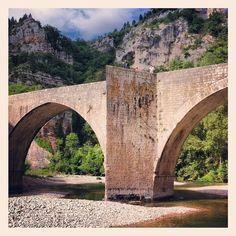 Pont sur le Tarn - Cévennes
