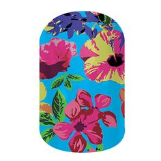 Wild Flowers by Jamberry Nail Wraps. Welcome to our flowery world, where intricate garden-inspired designs require no water or sunshine to bloom beautifully on your nails. From florals to lace, these GARDEN PARTY designs embrace the best of femininity. Jamberry Fall, Jamberry Nail Wraps, Different Nail Designs, Cute Nail Designs, Coming Up Roses, Fabulous Nails, Nail Envy, Flower Nails, Nail Manicure
