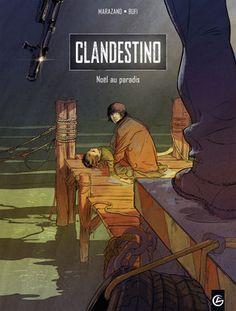 Bamboo : à la vie à la mort pour Clandestino - http://www.ligneclaire.info/bamboo-clandestino-4605.html