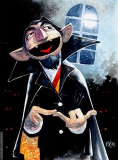 ROGER CRUZ BLOG: Muppets Fan Arts