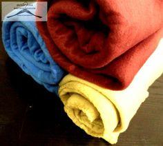 9 darabos vékony pléd 125x150 anyag 100% polyester 3 színben 3-3 db