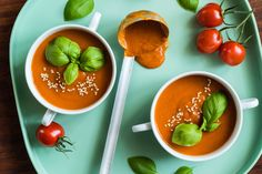 One of my favorite culinary tricks for making creamy, comforting soups without…