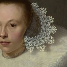 Portrait of a Young Woman, 1632, Nicolaes Eliasz. Pickenoy. Dutch. The J. Paul Getty Museum, 54.PB.3