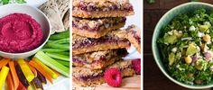 12 Energy-Boosting Recipes Rich in Vitamin B via @dailyburn