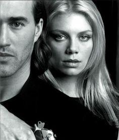 Peta Wilson and Roy Dupuis - La Femme Nikita