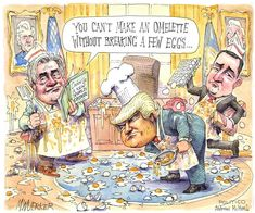 Matt Wuerker/POLITICO Jan. 2017