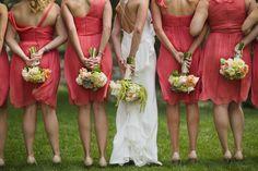 Fall Wedding Ideas | Sun Valley Magazine #bridesmaids #weddingphoto #fallwedding