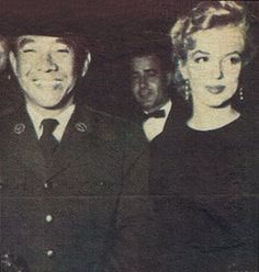 Soekarno - Marilyn Monroe