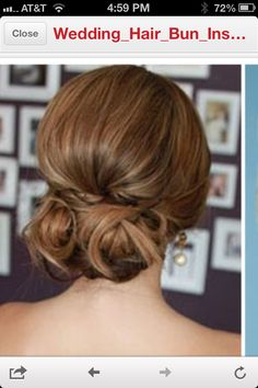 Exclusive Low Bun Hairstyles Ideas for Modish Girls – Latest Hairstyles Bun hairstyle ideas: To underline the charming elegance of beauty and feminine grace, girls are particularly drawn to their hairstyles. Girls are selected. Wedding Hair And Makeup, Wedding Updo, Wedding Hairstyles, Bridal Updo, Bridesmaids Hairstyles, Wedding Cake, Messy Bun Hairstyles, Pretty Hairstyles, Curly Hairstyle