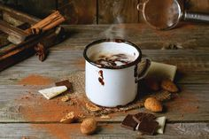Chocolate Almond Coffee - Makes 1 Serving Ingredients 1 cup strongly brewed hot coffee 1 tablespoon Equal Granulated or the equivalent of your favorite sweetener 2 teaspoons unsweetened cocoa powder 1/4 teaspoon almond extract Light whipped cream (optional)