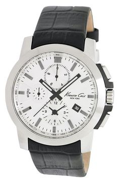 Kenneth Cole New York Chronograph Watch #NSale #Nordstrom