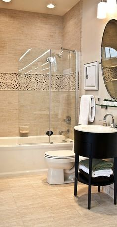 "If you wish to add a bathroom in your house but possess a limited budget, mind for that basement. ""A shower may be put within the basement without adding sq footage towards the exterio… Add A Bathroom, Basement Bathroom, Eating Before Bed, Toilet, Sink, Bathtub, House Design, Home Decor, Photos"