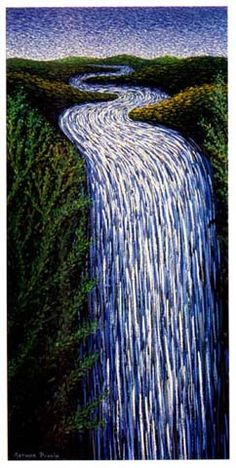 The River Eugene Peterson, Paul Tillich, Benedictine Monks, Holy Saturday, Pointillism, Vows, Mystic, Robert Hale, Catholic