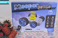 Build & Play with #MeeperBot 2.0 from Meeper Technology on our #HGG2017 #ad http://parentinginprogress.net/hgg-kids-8/2/