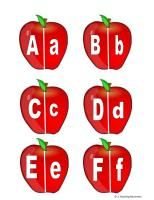 A is for...Apples Preschool Unit