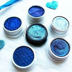 @mayasmakeupmadness showing off her blue super shock shadow collection  . . . . . . . . . . . . . @colourpopcosmetics  #colourpop #colourpopcosmetics #colorpop #colorpopcosmetics #colourpopme #colourpopsupershockshadow #supershockshadows #eyeshadow #eyeshadows #makeuplovers #makeuplove #bbloggers #bblogger #beautyblog #crueltyfree #crueltyfreebeauty #makeuplover #makeupblogger #beautylover #beautyaddict #crueltyfreemakeup #wakeupandmakeup #slave2beauty #bblog #makeupobsessed #makeupmafia ...