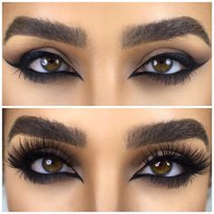 """✨ NEW 3D MINK STYLE of @LillyLashes officially launches Introducing 3D style """"Kuwait City"""" ! Beautiful before and after on @ash_kholm using 3D @LillyLashes in style """"Kuwait City"""" A LIMITED SUPPLY of the new style has been added to the site, congrats to those that grab one!! Direct link in my profile #GhalichiGlam #LillyLashes"""