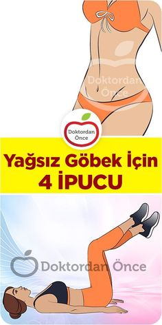 Yağsız Göbek İçin 4 İpucu – Diyet Yemekleri – Las recetas más prácticas y fáciles Natural Living, Face And Body, Happy Life, Healthy Life, Health Care, Health Fitness, Exercise, Yoga, Gym