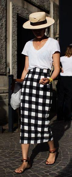 Fashion Fix: Gingham Style Inspo!