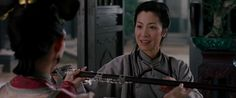 """The Cinematography of """"Crouching Tiger, Hidden Dragon"""" (2000) Cinematographer: Peter Pau"""