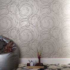Arabesque, Decoration, Tapestry, Beige, Wallpaper, Relief, Support, Interior, Unique