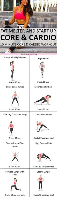 Repin and share if this rapid workout was amazing for you! Read the post for all the info!