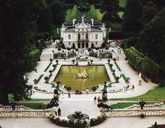 Neuschwanstein Hunting Castle